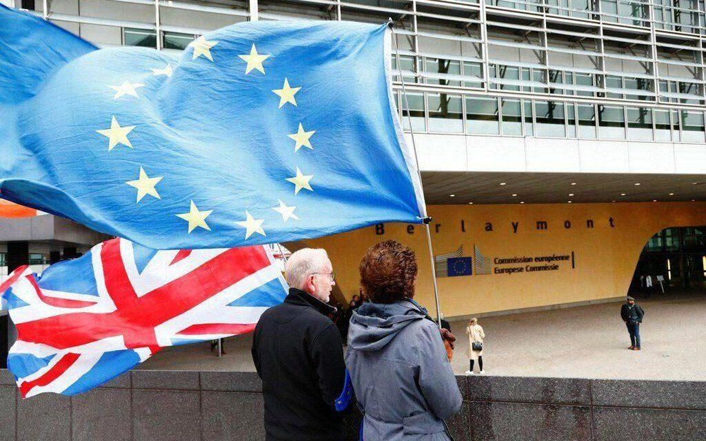 چشمانداز توافق تجاری انگلیس – اتحادیه اروپا