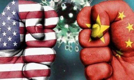 افزایش تنش بین آمریکا و چین پس از شیوع کرونا