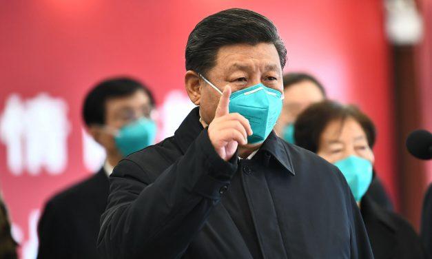 راهبرد چین در قبال همهگیری ویروس کرونا