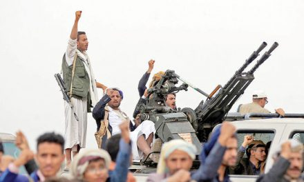 قدرتنمایی تنها گزینه انصارالله برای پایان جنگ یمن
