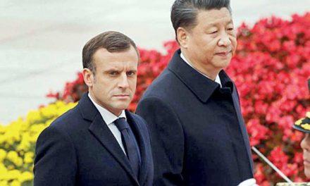 کرونا و همراهی فرانسه در افزایش فشارها علیه چین