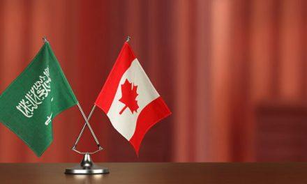 بیتوجهی دولت کانادا به حقوقبشر در مناسبات با عربستان