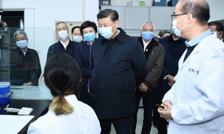 راهبرد کرونایی چین
