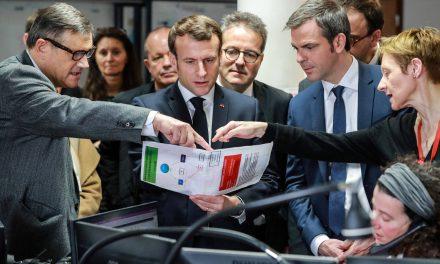 مقابله با ویروس کرونا و کمرنگ شدن سیاست در فرانسه