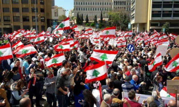 دلایل و اهداف آغاز مجدد اعتراضات در لبنان
