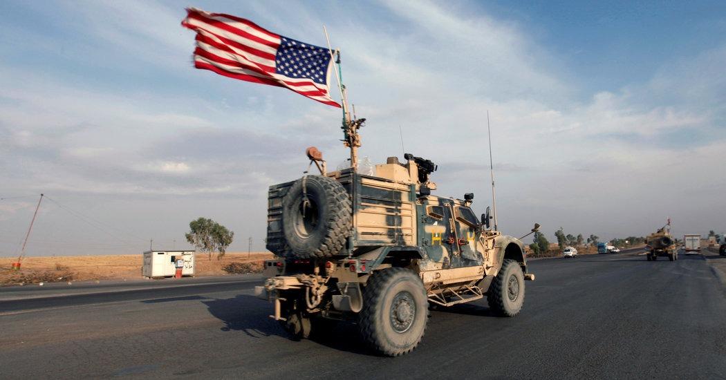 ارتش آمریکا چگونه باید عراق را ترک کند؟