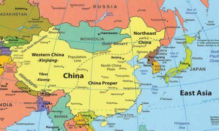 اهمیت ژئواکونومی در شرق آسیا