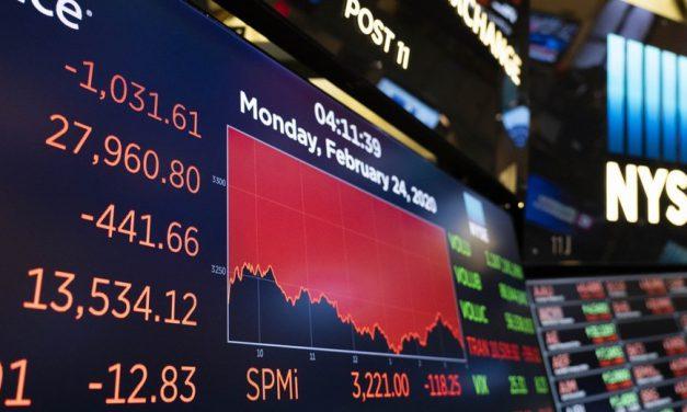 تاثیر بحران کرونا بر اقتصاد جهان