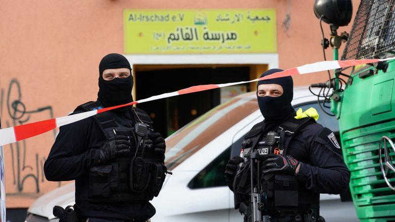 منع فعالیت حزبالله در آلمان تحت فشار آمریکا