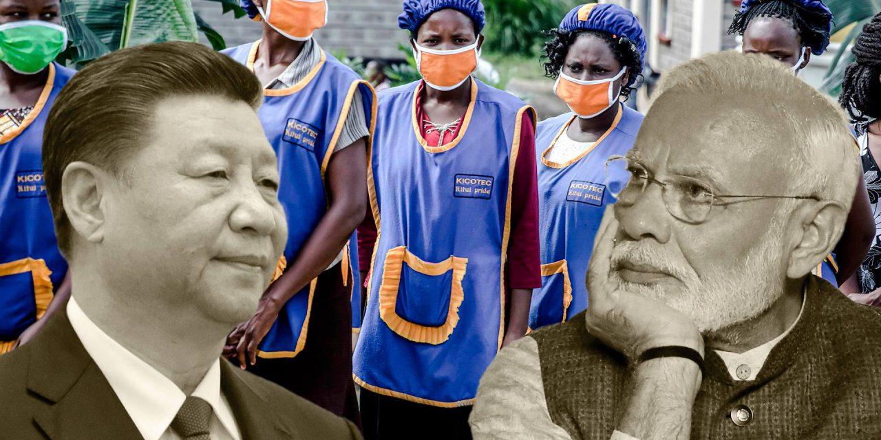 تاثیر منفی بحران کرونا بر روابط هند با چین
