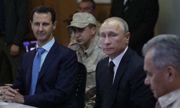 راهبرد اروپا در سوریه از مسیر مسکو