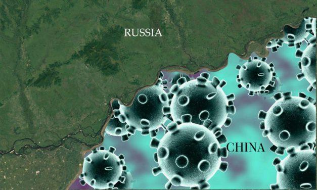تاثیر بحران کرونا بر روابط چین و روسیه