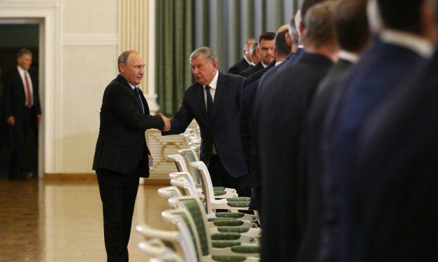 نگاهی به حاکمیت و شخصیتهای ذینفوذ در روسیه