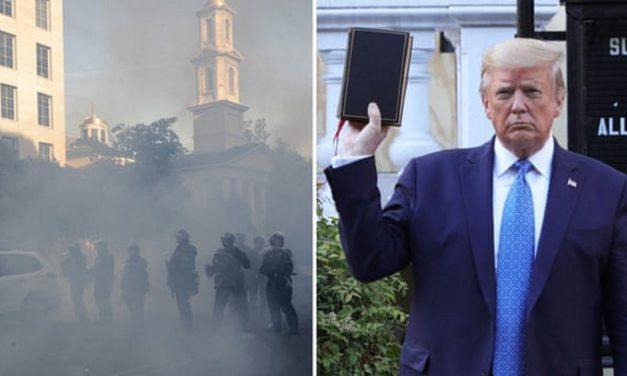 رسانه ها؛ هشدار ترامپ به سرکوب و…