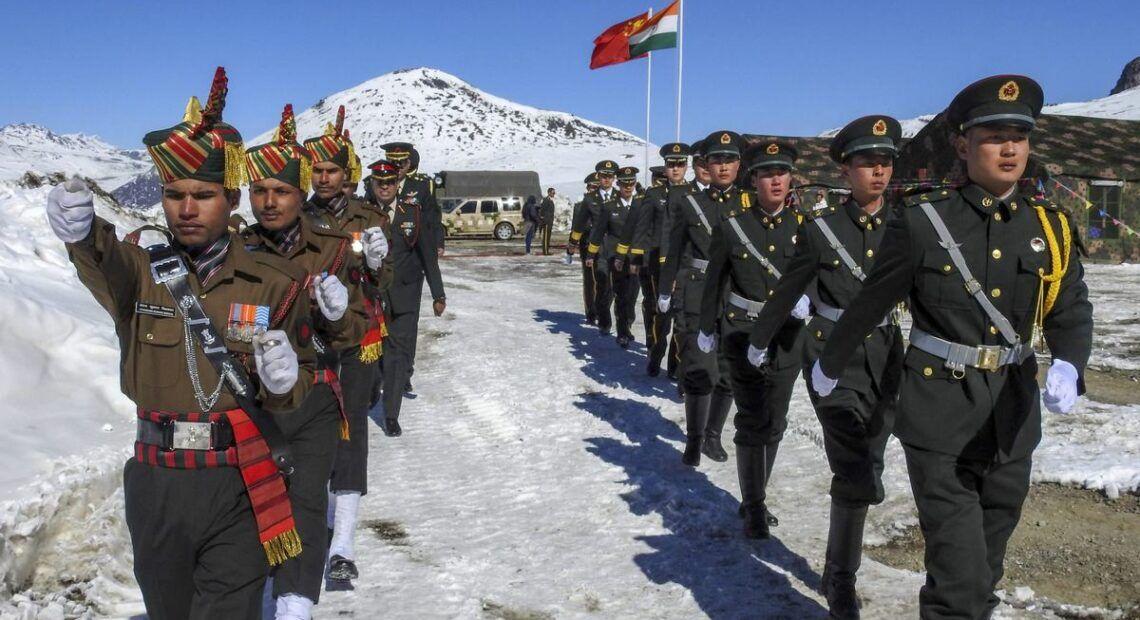 ریشهیابی تنشهای مرزی میان چین و هند