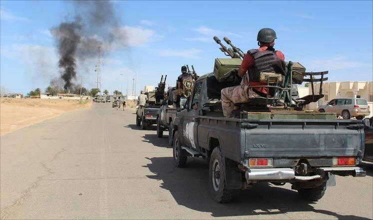 Stability Challenges in Libya Despite Haftar's Field Setback
