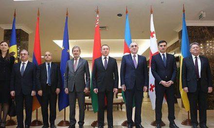 روسیه و سیاست مشارکت همسایگی شرقی اتحادیه اروپا