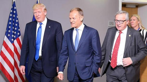 Prospects of US-European Relations during Trump Era