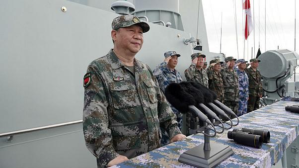 احتمال رویارویی نظامی در دریای چین جنوبی و نگرانی آمریکا