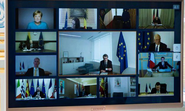 چالشهای اروپا در جهان پساکرونا