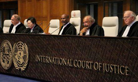اقدام ضد حقوق بشری آمریکا در تحریم دیوان کیفری بینالمللی