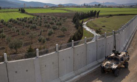 موقعیت اقتصادی امنیتی منطقه مرزی سوریه – ترکیه