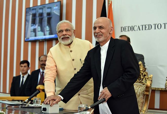 راهبرد هند در افغانستان پس از خروج آمریکا