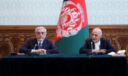 چشمانداز توافق تقسیم قدرت در افغانستان