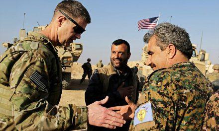 روند تحولات در تعاملات آمریکا و اکراد