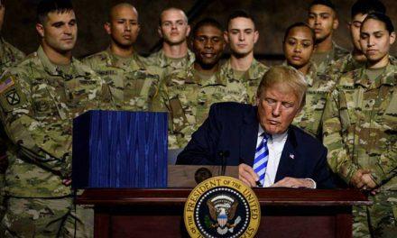 اهداف ترامپ از ابراز تمایل برای خروج کامل از افغانستان