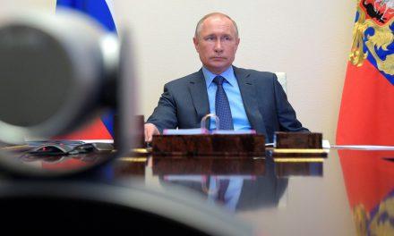 مشکلات کرونایی دولت روسیه