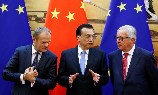 ارزیابی اروپا از چین؛ شریک، رقیب و حریف
