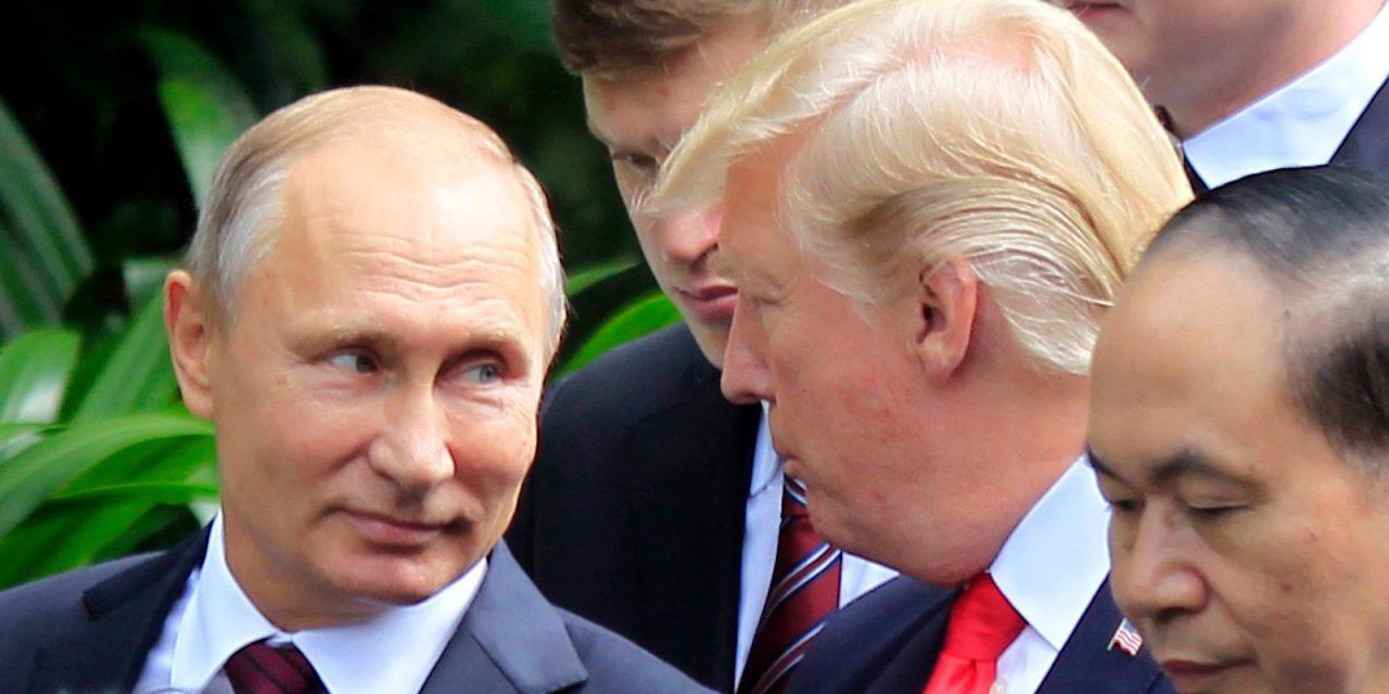 روسیه و خروج نیروهای آمریکا از آلمان