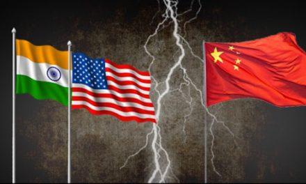 راهبرد هند در قبال آمریکا و چین