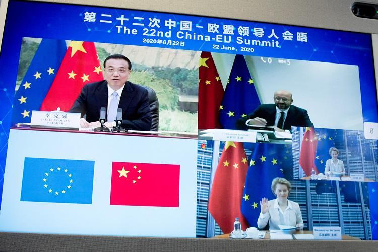 روابط اقتصادی چین – اتحادیه اروپا در جهان پساکرونا