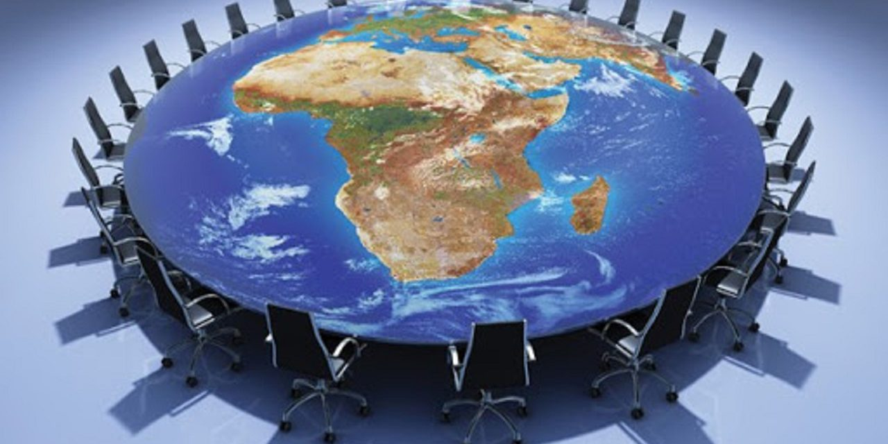 UN Task to Prevent Collapse of International System