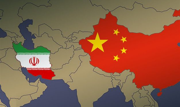 Global Changes in Transition; Iran-China Proximity