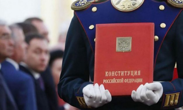 Impact of Russia's Constitutional Reforms on Moscow's Foreign Policy
