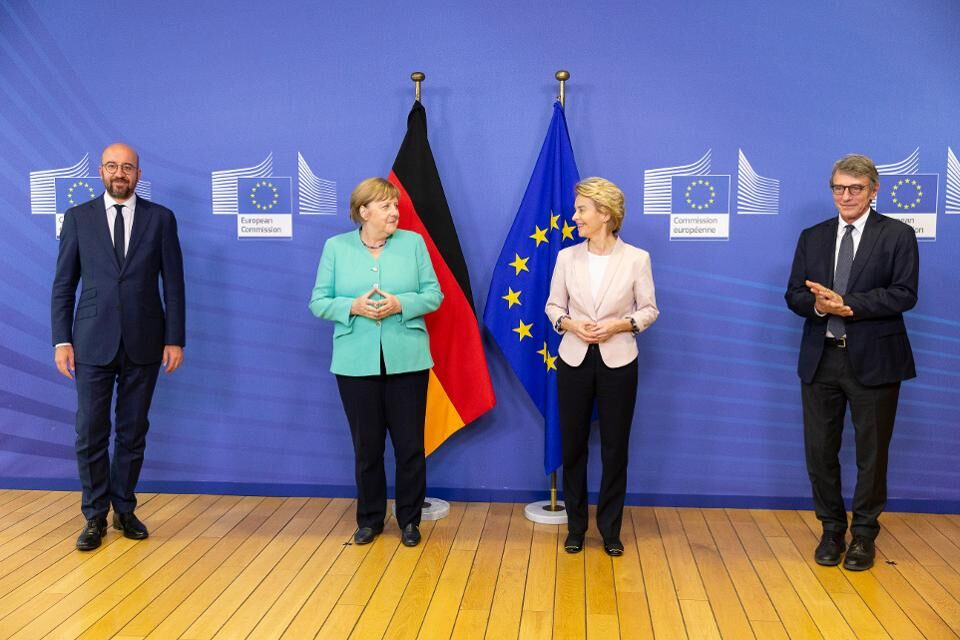 EU Action in Line with Maintaining Unity, Solidarity