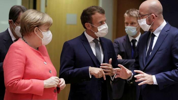 رسانه ها ؛ اروپا و بحران کرونا و…