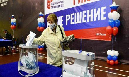 اهمیت زمانی و محتوایی همهپرسی قانون اساسی روسیه