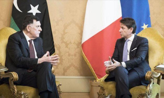 فرصت ایتالیا برای هماهنگ ساختن سیاست اتحادیه اروپا در قبال بحران لیبی