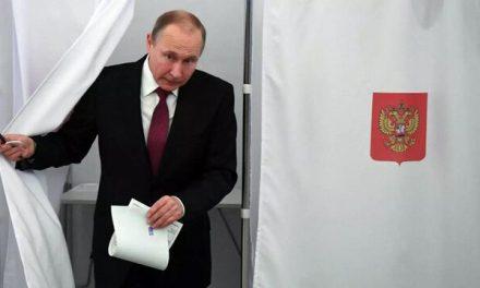 رسانه ها؛ رای «آری» روسها به پوتین و…