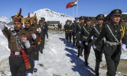 حساسیت زمانی درگیری بین هند و چین
