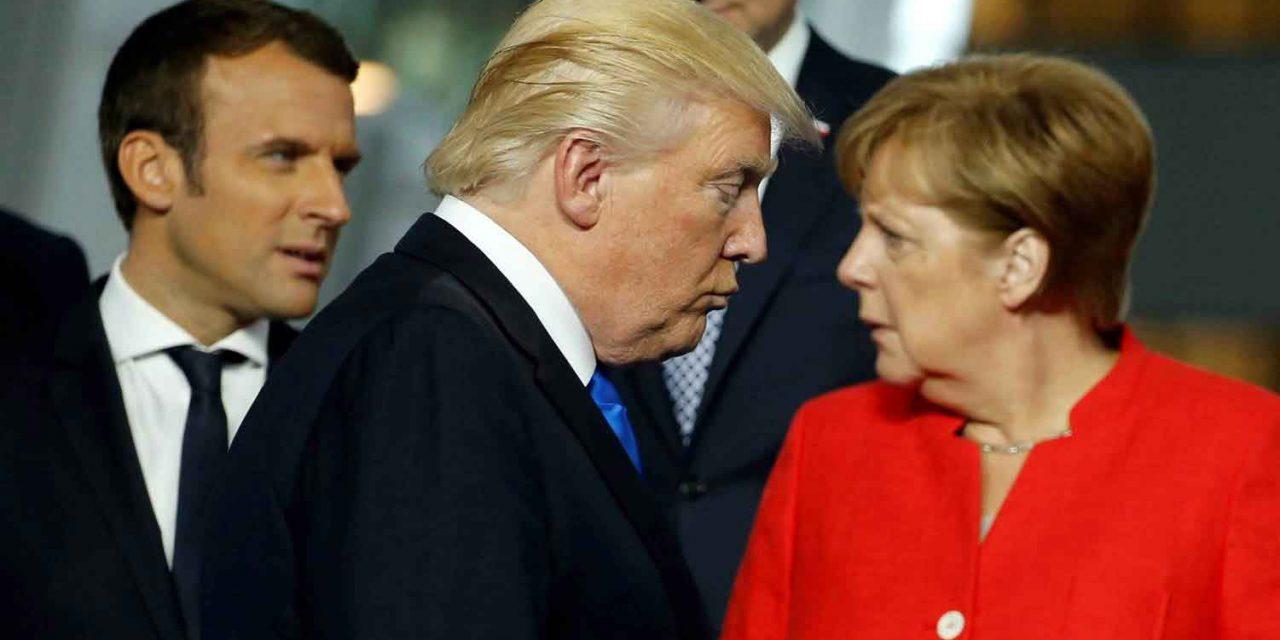 نگاه تردیدآمیز اروپا به آینده روابطش با آمریکا