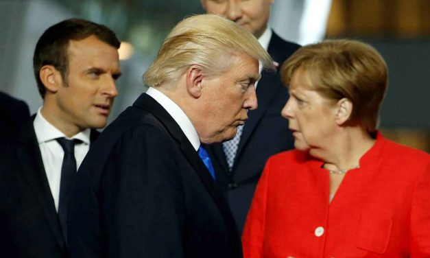 Europe's Skepticism on Future of Relations with United States