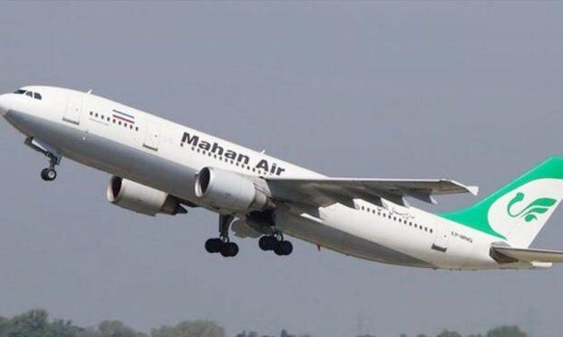 رسانهها: مزاحمت جنگندههای آمریکایی برای هواپیمای مسافری ایران در آسمان سوریه و…