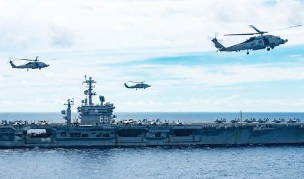 ضعف راهبردی قدرت دریایی آمریکا در برابر چین