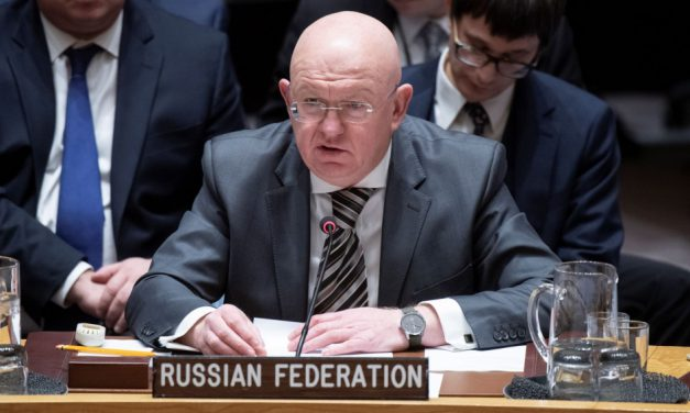 Reasons Why Russia and China Oppose Anti-Syrian Resolution