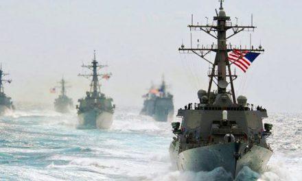 واکنش آمریکا به قدرتنمایی نظامی چین